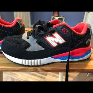 Pre Owned New Balance Boys Tennis Shoes Size 4